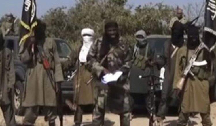 Combatientes de Boko Haram izan bandera en el estado de Níger y 'adquieren esposas por la fuerza'