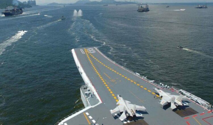 China se prepara para enviar portaaviones a Australia en furia de Belt and Road