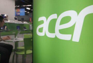 Acer de Taiwán prevé que la escasez mundial de chips se aliviará gradualmente