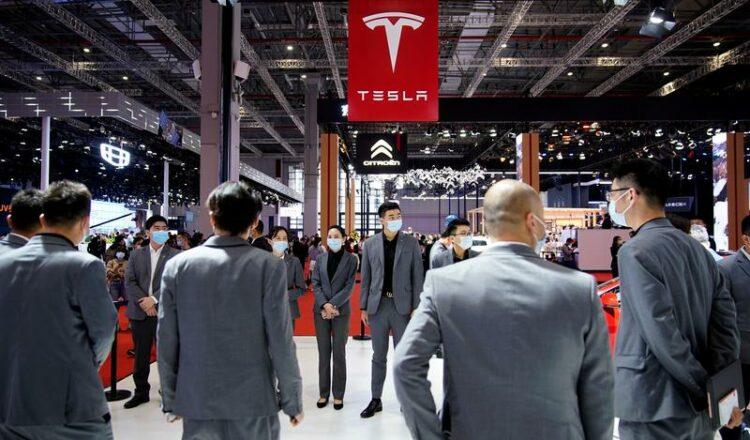 Análisis: la mala semana de Tesla en China tardó meses en prepararse