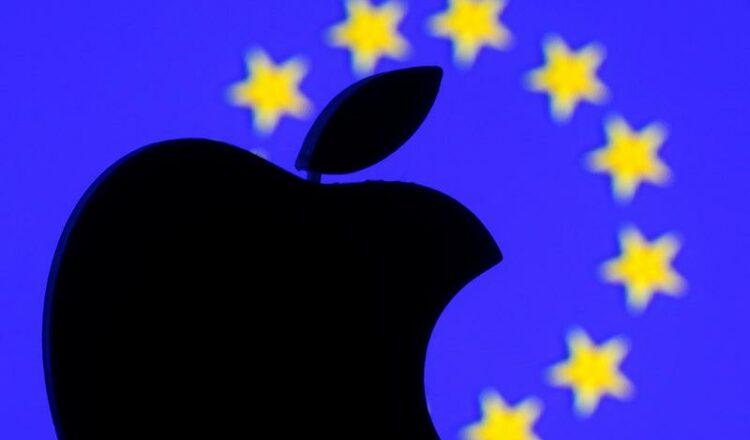 Apple golpea con un cargo antimonopolio de la UE por las prácticas de la App Store