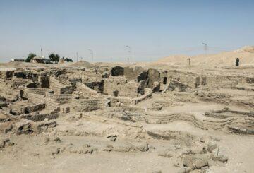 Arqueólogos desentierran una 'Ciudad Dorada Perdida' en Egipto