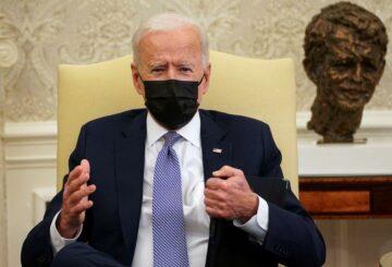 Biden pide una investigación sobre el tiroteo de la policía de Minnesota, advierte contra el 'saqueo'