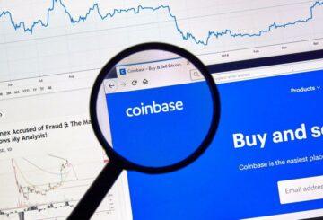 Coinbase entrega 100 acciones COIN a sus empleados