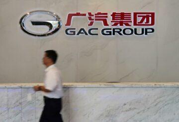 El GAC de China apunta a que la mitad de sus ventas de automóviles en 2035 sean eléctricos