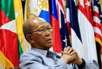El jefe de defensa de Filipinas dice que China tiene la intención de ocupar más áreas del Mar de China Meridional