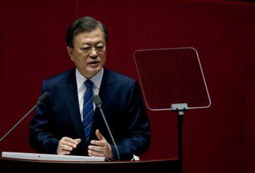 El partido gobernante de Corea del Sur enfrenta pérdidas en las elecciones locales, presagiando un camino difícil para Moon