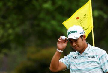 El pequeño contingente de los medios de comunicación japoneses de golf es una bendición para Matsuyama