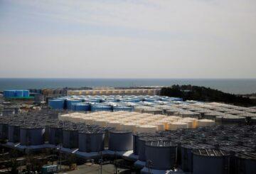 Estados Unidos expresa su apoyo a la liberación de agua de la planta nuclear de Fukushima por parte de Japón