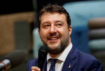 Fiscal italiano dice que Salvini no debería ser juzgado en el caso migrante Gregoretti