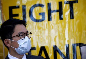 Gran Bretaña concede asilo al activista por la democracia de Hong Kong Nathan Law