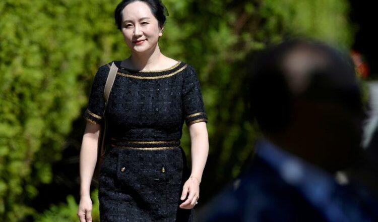 Huawei en un tribunal de EE. UU. Tras ser acusado de ayudar indebidamente a su director financiero en Canadá