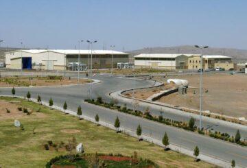 Irán informa incidente eléctrico en el sitio nuclear de Natanz, sin víctimas