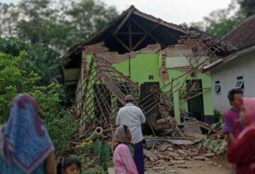 Java en Indonesia golpeada por un terremoto de magnitud 5,9 y siete muertos