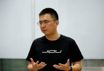 Jidu Auto de Exclusive-Baidu invertirá $ 7.7 mil millones en autos inteligentes 'robot'