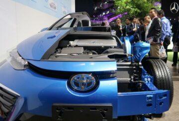 La capital de China prevé 10.000 vehículos de pila de combustible para 2025