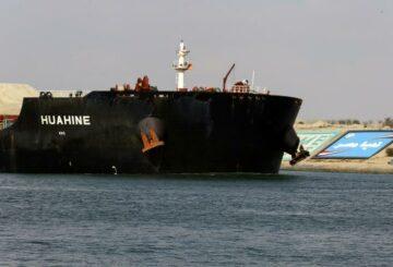 La cartera de envíos del Canal de Suez termina, días después de la liberación de un buque gigante