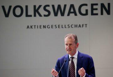 La escasez de chips pesa sobre la recuperación del sector automovilístico: CEO de Volkswagen