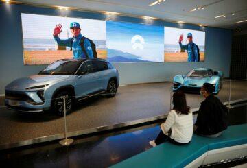 La normalidad de Nio: el fabricante chino de automóviles eléctricos busca enchufar a los compradores a una aplicación de estilo de vida