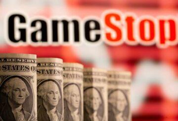 Las acciones de GameStop caen después de anunciar un plan de venta de acciones