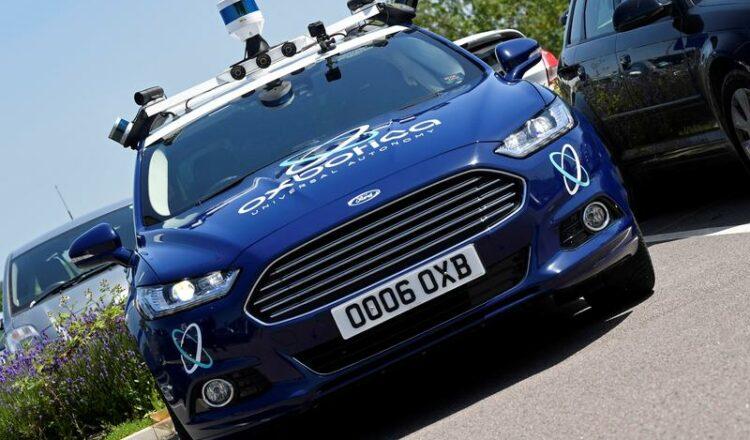 Las ambiciones británicas de automóviles autónomos golpean la velocidad con las aseguradoras