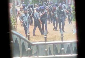 Las fuerzas de seguridad de Myanmar matan a más de 80 manifestantes antigolpistas: grupo