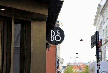 Las ventas trimestrales de Bang & Olufsen aumentan un 14%, mantiene la orientación