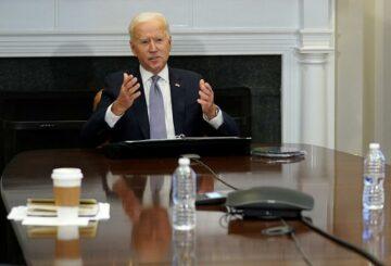 Los comentarios sobre el impuesto a la gasolina de Biden explican por qué no está a favor de escalarlo: oficial