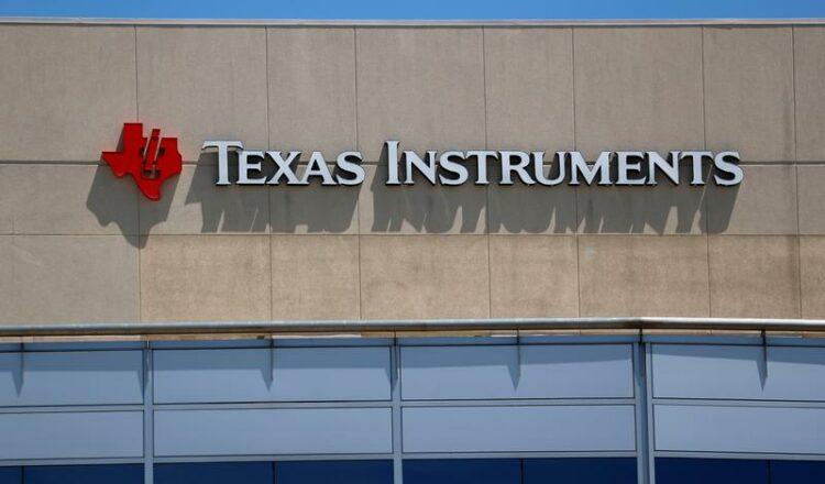 Los ingresos trimestrales de Texas Instruments superan las estimaciones