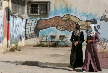 Los jóvenes palestinos expresan poca fe en las primeras elecciones que han conocido