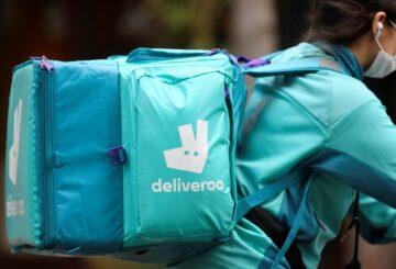 Los pedidos de Deliveroo se duplicaron con creces en el primer trimestre