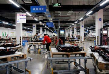 Octillion, fabricante de baterías para vehículos eléctricos de China, busca sacar provecho de una conducción neutra en carbono