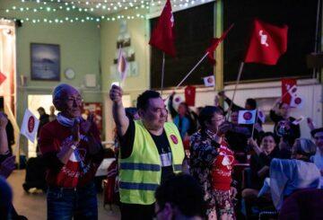 Partido de izquierda gana las elecciones en Groenlandia y se opone a un gran proyecto minero