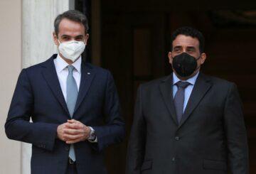 Primer ministro griego acuerda conversaciones con Libia sobre zonas marítimas