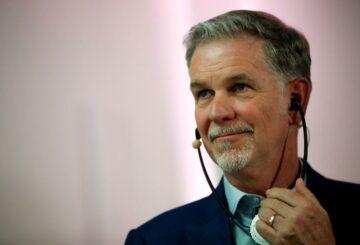 Reed Hastings de Netflix ejerció $ 612 millones de opciones sobre acciones en 2020