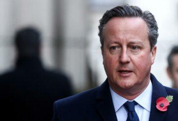 Reino Unido abre investigación sobre el cabildeo de Greensill por parte del ex primer ministro Cameron