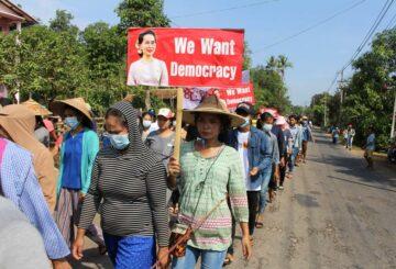Rusia dice que las sanciones a Myanmar podrían conducir a una guerra civil, pero la UE planea más