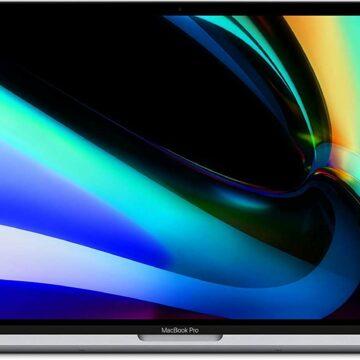 Sur Amazon, le MacBook Pro 16 pouces est en réduction © Amazon