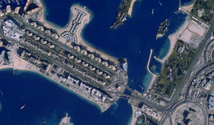 Les photos vues du ciel peuvent être trafiquées par une intelligence artificielle. © Canon