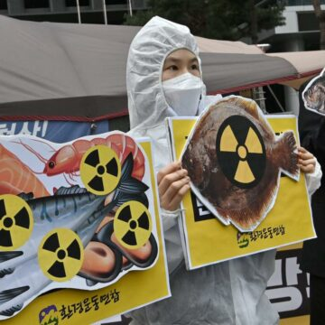 Japón liberará agua radiactiva de Fukushima en el océano