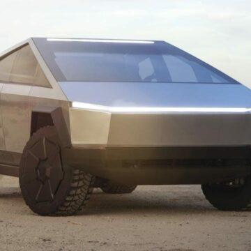 La nueva CyberLandr convierte la ute eléctrica en una autocaravana