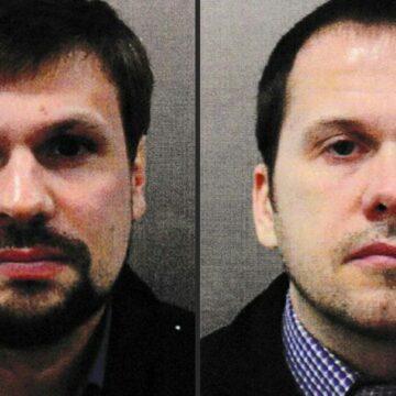 Agentes rusos acusados de envenenamiento en Inglaterra vinculados a explosión en República Checa