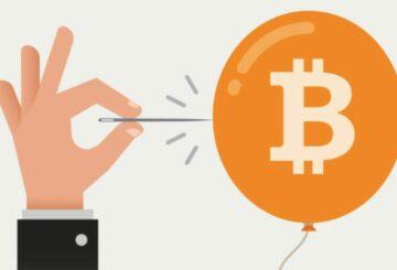 Bitcoin una burbuja para el 74% de los gestores de fondos