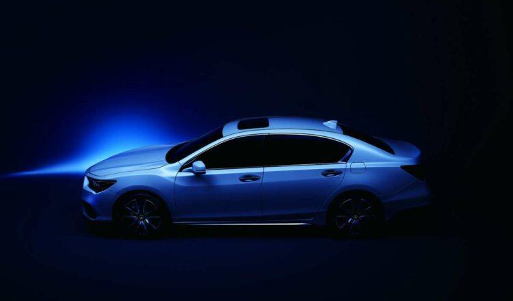 Honda voit son avenir en 100% électrique avec des batteries à l'état solide et de l'hydrogène. © Honda