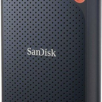 Bon plan : le disque externe SanDisk Extreme © Amazon