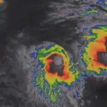 Se advierte a los turistas que abandonen Exmouth a medida que se acerca la baja tropical