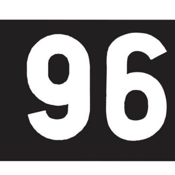 Las placas de la herencia victoriana con el número 96 se venden por 830.000 dólares en una subasta
