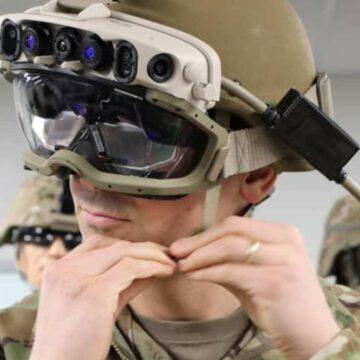 120.0000 casques de réalité augmentée HoloLens vont équiper l'armée américaine. © Microsoft