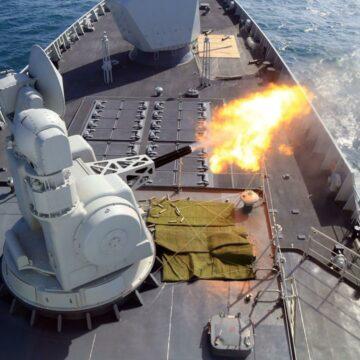 Australia podría enfrentar una guerra con China en cinco a 10 años, advierte Christopher Pyne