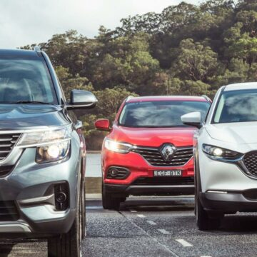 Revelados los autos más populares de Australia